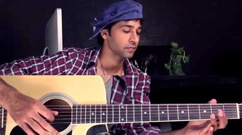 guitar tutorial by vijay kumar saanson ki jarurat hai jaise aashiqui intro guitar