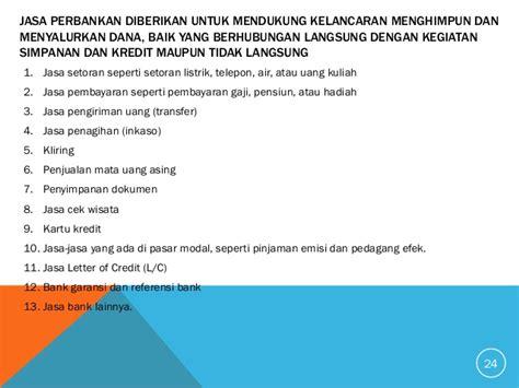 Jasa Letter Of Credit Dan Bank Garansi Lembaga Keuangan Dan Bank
