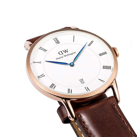 Daniel Gold daniel wellington dapper st mawes herrenuhr dw00100083 in