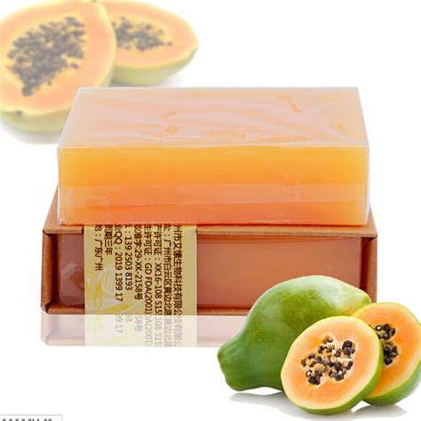 Herbal Handmade Soap - handmade anti acne soap whitening clean