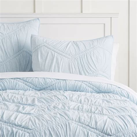 favorite tee ruched euro sham bed linens luxury coastal