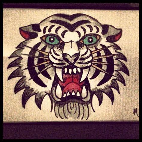 watercolor tattoo vs regular tattoo traditional style tiger flash watercolor flash