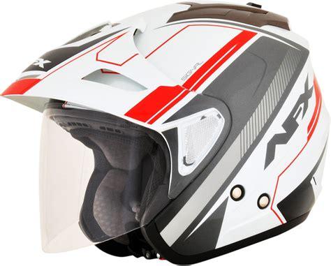 afx motocross helmet afx fx50 open face motorcycle helmet red all sizes ebay