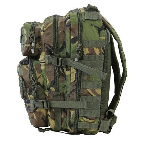 small molle pack small molle assault pack 28 litre dpm