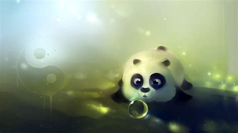 wallpaper cute and cute panda backgrounds wallpaper cave