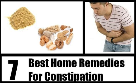 best cures for constipation 7 best home remedies for constipation treatments