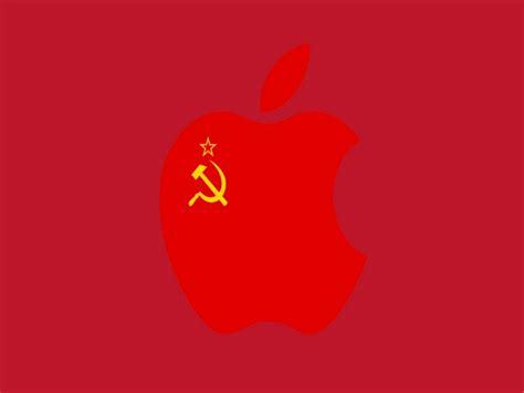 Communist Iphone 5 Wallpaper