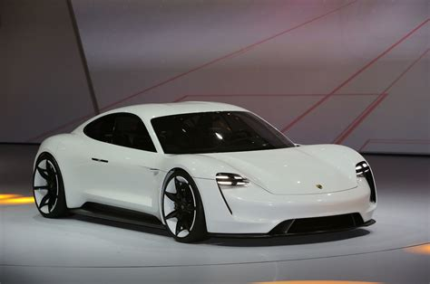 porsche mission e back of the napkin a look at the porsche mission e