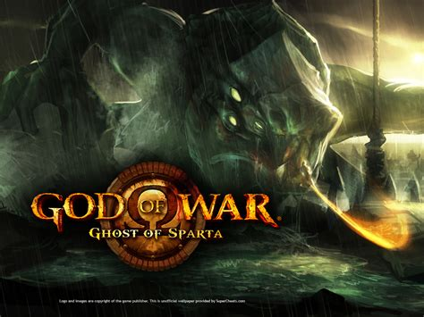 god of war ghost of sparta computer wallpapers desktop god of war ghost of sparta wallpaper psp auto design tech