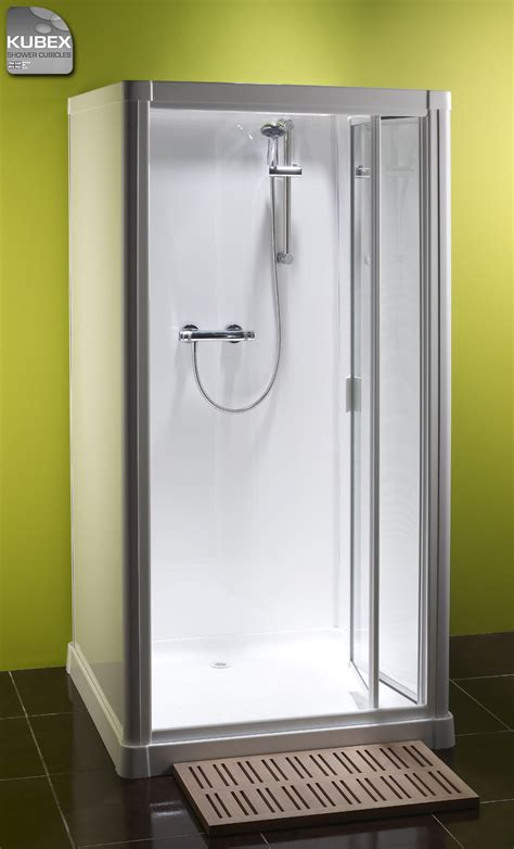self contained bathroom profile 900 shower cubicle by kubex leak free self