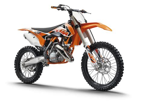 Ktm Sx 125cc 4t Metic 2015 ktm 125 sx review