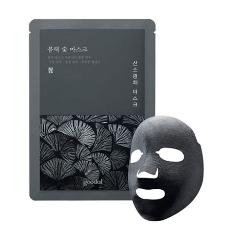Promo Bioaqua Charcoal Mask Black Mask Masker Arang goodal black charcoal mask goodal mask sheets shopping sale koreadepart