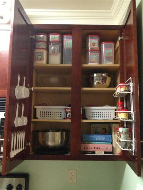 baking cabinet organization 58 best kitchen images on pinterest good ideas home