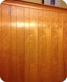 best way to paint paneling the best way to paint wood paneling bitdigest design