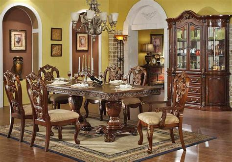 Traditional Dining Room Tables Traditional Dining Room Furniture Home Interior Design Ideas Igf Usa