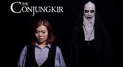 fenomena film hantu indonesia fenomena unik hantu seram valak bisa menari can can di