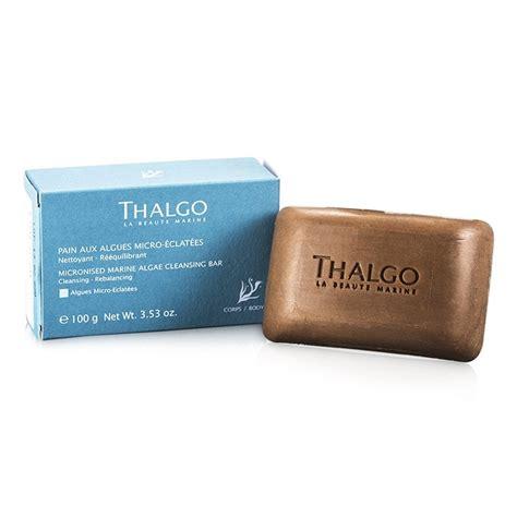 Thalgo Detox Reviews by Thalgo Micro Marine Algae Cleansing Bar Fresh