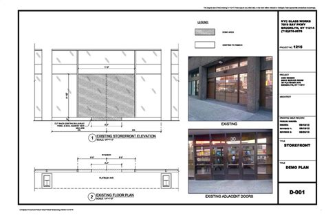 Drawing Sliding Doors On Floor Plan by Architectural Metal Amp Glass Shop Drawings