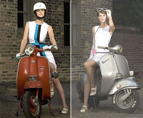Vintage Finds Dadadie Brucke feature modern day mod labels to look for today modculture
