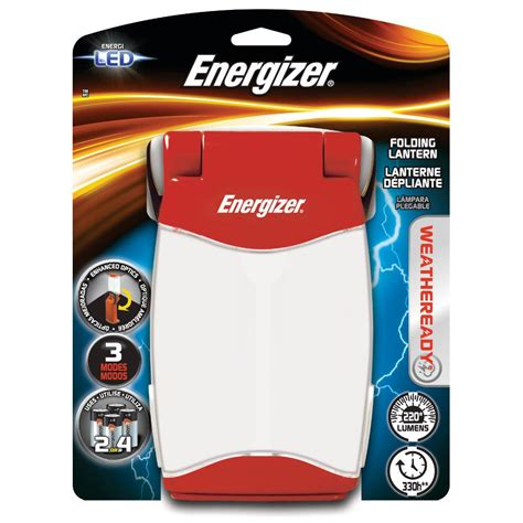 Lu Emergency Energizer energizer led folding lantern fl452wrh the home depot