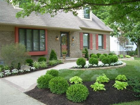 small rooms designs low maintenance front yard