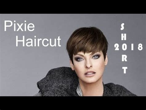 trend pixie haircuts for short hair 2018 most preferred