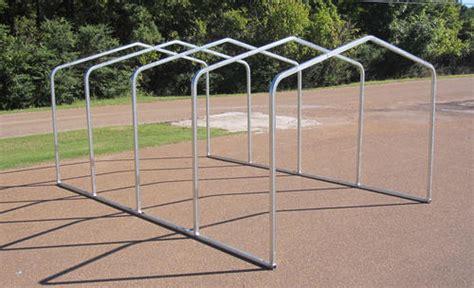 Metal Carport Frame by 12 W X 18 L X 6 H Carport Frame At Menards 174