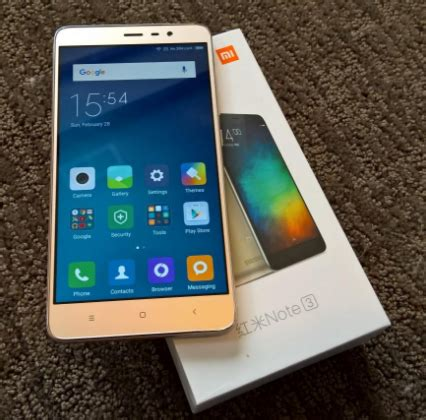 Xiaomi Redmi Note 2 Without You easy way to root xiaomi redmi note 3 with without