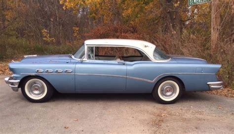 classic buick cars seller of classic cars 1956 buick roadmaster blue black