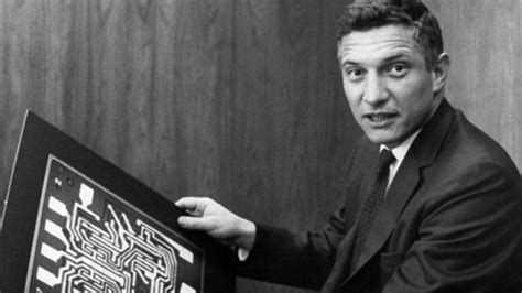 robert noyce integrated circuit a small big deal how the integrated circuit made silicon valley mobile ranger