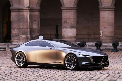 Mazda Concept Cars by Mazda Vision Coupe Wins Most Beautiful Concept Award