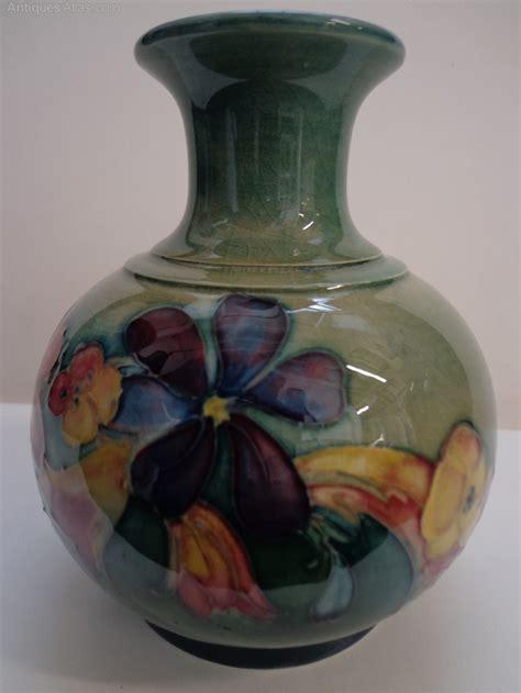 Moorcroft Vases For Sale by Antiques Atlas Moorcroft Vase