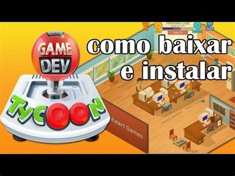 como instalar mod game dev tycoon tutorial como baixar e instalar game dev tycoon youtube
