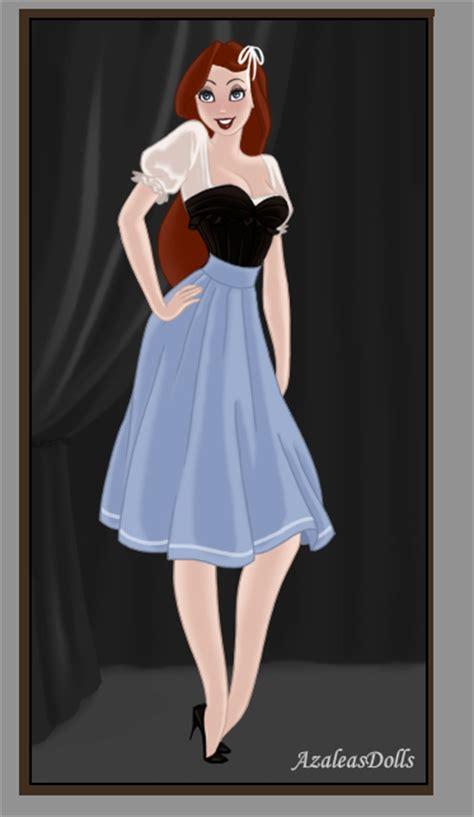 pattern for ariel blue dress ariel s blue dress by chansen12 on deviantart