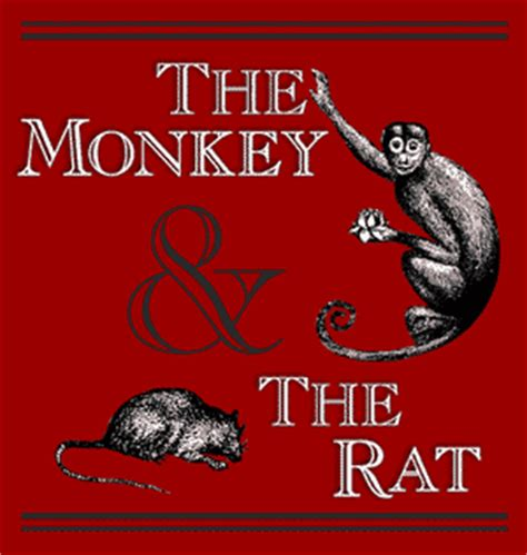 new year rat and monkey the monkey the rat joe maher s works at our alberta