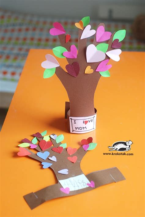 crafts for kindergarten 13 creative and sweet kindergarten s day crafts