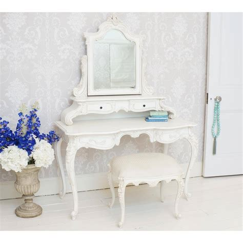 white dressing table provencal grande white dressing table dressing table