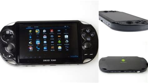 ps vita emulator for android it look like the ps vita but it has an xbox name and an android logo kotaku australia
