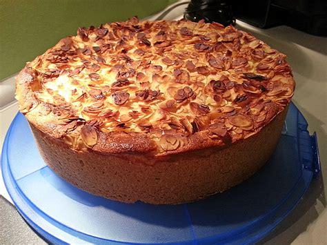 kuchen apfel apfel mandel kuchen rezept mit bild sandy07