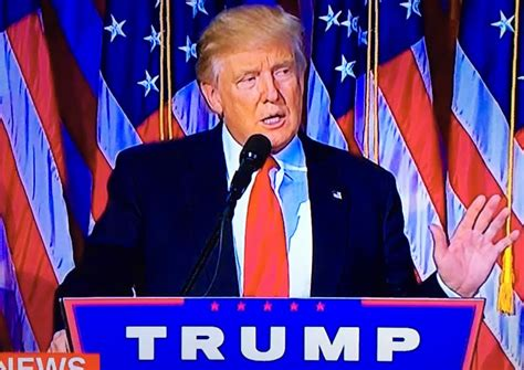 donald trump victory speech donald trump victory speech video watch