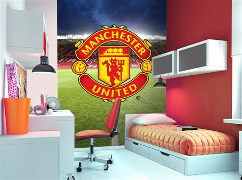 manchester united wallpaper for bedroom fancy manchester united bedroom ideas greenvirals style