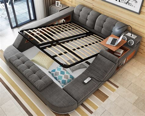 coolest bed this cool bed is the ultimate piece of multifunctional