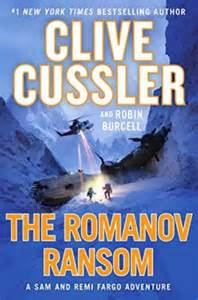 clive cussler the romanov ransom