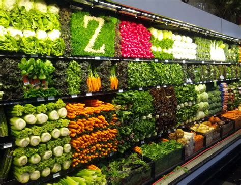 supermarket produce section things organized neatly 40 pictures of pure ocd