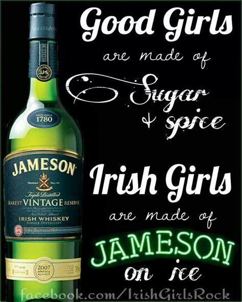 Irish Girl Meme - that right i m made of jameson on ice love your local