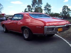 Gto Pontiac 1968 1968 Pontiac Gto Pictures Cargurus