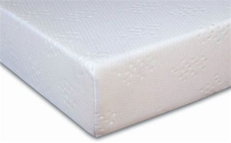 Memory Foam Mattress by Breasley Valuepac Visco Memory Foam Mattress Only 163