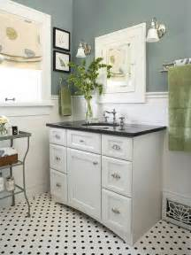 Black And White Small Bathroom Ideas by 27 Small Black And White Bathroom Floor Tiles Ideas And