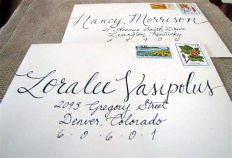 addressing wedding invitations in using titles on wedding invitations and wedding envelopes