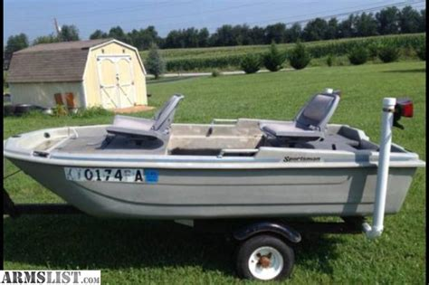 2 man bass boat armslist for sale 2 man boat